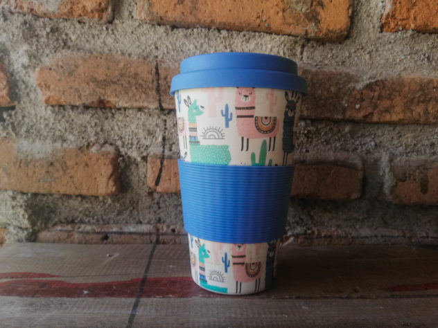 Reusable takeaway coffee cups are a great way to reduce plastic pollution. Purchase a bamboo coffee cup as they are more sustainable.